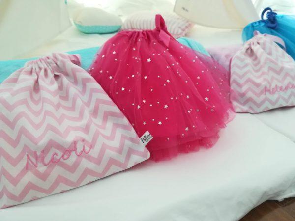 Tendas para festas do pijama