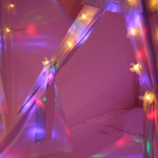 Tendas para festas do pijama - Discoteca