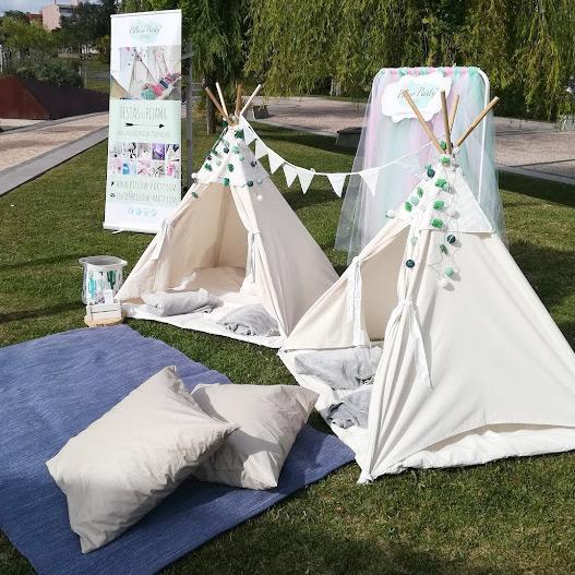 Tendas para festas no jardim